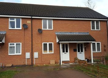 Thumbnail 2 bedroom terraced house to rent in Cauldwell Hall Road, Ipswich