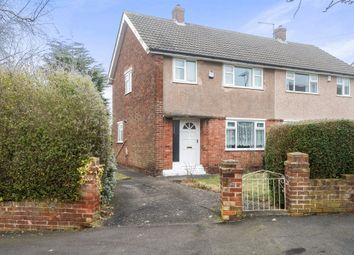 Thumbnail 3 bedroom semi-detached house for sale in Blackstock Close, Gleadless Valley, Sheffield
