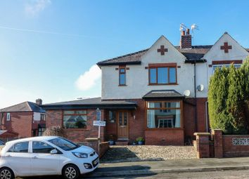 Thumbnail 3 bedroom semi-detached house for sale in Brentford Avenue, Bolton