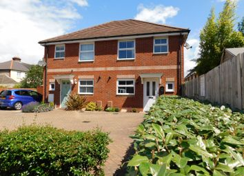 Thumbnail 3 bed semi-detached house to rent in Dovercourt Road, Cosham, Portsmouth