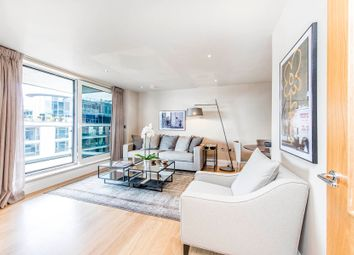 Thumbnail 2 bed flat to rent in Aspect Court, Imperial Wharf, London