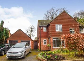 4 bed detached house for sale in Oaklea Way, Uckfield, East Sussex TN22