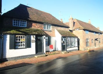Thumbnail Retail premises for sale in High Street, Alfriston