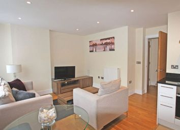 Thumbnail 1 bed flat to rent in Cobalt Point, Millharbour, Isle Of Dogs, London
