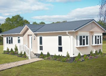 Thumbnail 2 bedroom mobile/park home for sale in Tedstone Wafre, Bromyard