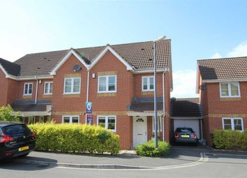 Thumbnail 4 bedroom end terrace house for sale in Blackhorse Close, Emersons Green, Bristol