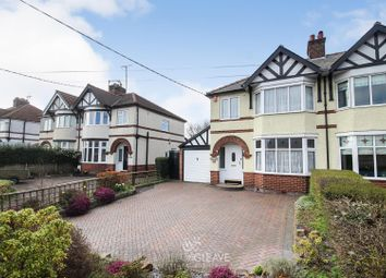 Thumbnail 3 bed semi-detached house for sale in Chester Road, Mold