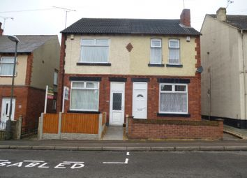 Thumbnail 2 bed town house to rent in Downing Street, South Normanton, Alfreton