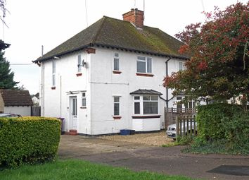 Thumbnail 3 bed semi-detached house for sale in Tristram Road, Hitchin