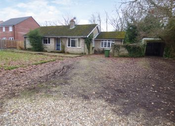 Thumbnail 3 bed detached bungalow for sale in Oaklands, Framingham Earl