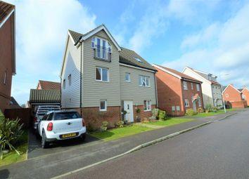 Thumbnail 6 bed detached house for sale in Lobelia Lane, Cringleford, Norwich