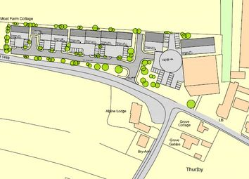Thumbnail Land for sale in Land Adjacent To Thurlby Motors, Mumby Road, Alford, Lincolnshire