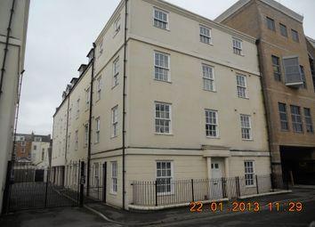 Thumbnail 2 bedroom flat to rent in Henley Court, Gloucester