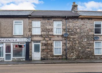 Thumbnail 2 bedroom terraced house for sale in Camborne, .