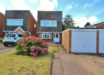 Thumbnail 3 bed detached house for sale in Chestnut Close, Queniborough, Leicestershire