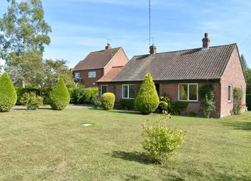 Thumbnail 2 bed detached bungalow for sale in Locks Road, Westhall, Halesworth
