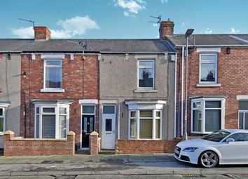 Thumbnail 2 bedroom terraced house to rent in Lanark Terrace, Ferryhill