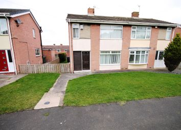 Thumbnail 2 bed semi-detached house for sale in Gore Hill Estate, Thornley, Durham