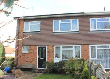 Thumbnail 3 bed semi-detached house for sale in Shawfield Road, Ash, Aldershot, Surrey