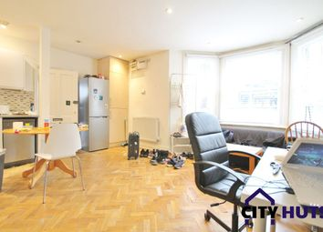 Thumbnail 3 bed flat to rent in Hartham Road, London