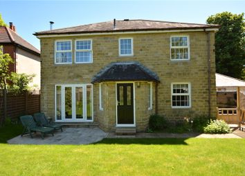 Thumbnail 4 bed detached house for sale in North Grange Road, Leeds, West Yorkshire