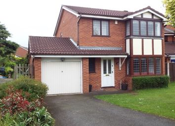 Thumbnail 4 bed property to rent in Hawkesmoor Drive, Lichfield