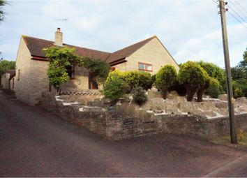 Thumbnail 4 bed detached bungalow for sale in Peak Lane, Somerton
