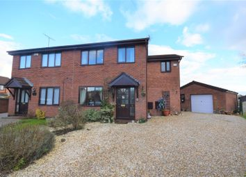 Thumbnail 4 bed semi-detached house for sale in Dee Valley Court, Acrefair, Wrexham