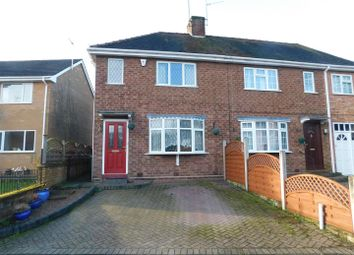Thumbnail 3 bed terraced house for sale in Manor Road, Stourport-On-Severn