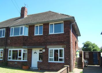Thumbnail 2 bedroom flat to rent in Grasmere Crescent, Staincross, Barnsley, South Yorkshire