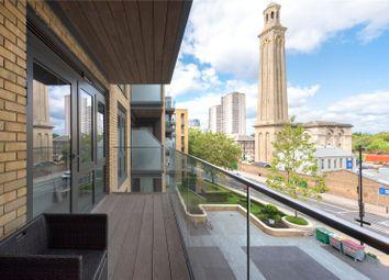 Thumbnail 2 bed flat for sale in Rothschilde House, 8 Kew Bridge Road, Brentford
