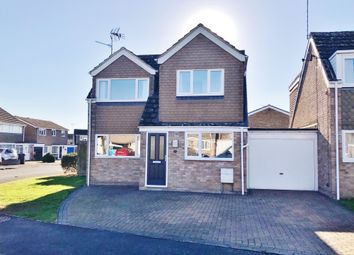 Thumbnail 4 bed detached house for sale in Pittsfield, Cricklade, Swindon