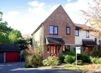 Thumbnail 2 bed end terrace house for sale in Beveren Close, Fleet