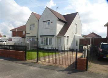 Thumbnail 3 bed semi-detached house to rent in Thompson Crescent, Sutton-In-Ashfield