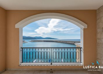 Thumbnail 2 bed apartment for sale in Waterfront 2-Bedroom Apartment In Lustica Bay Marina Village, Lustica Bay, Montenegro