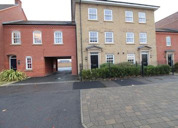 Thumbnail 4 bed town house to rent in Greenkeepers Road, Great Denham, Bedford