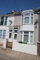 Thumbnail 3 bed terraced house to rent in Manor Road, Portsmouth, Hampshire