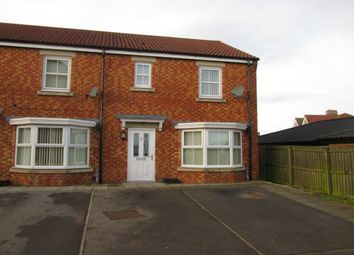 Thumbnail 3 bed terraced house to rent in Ash Grove, Consett