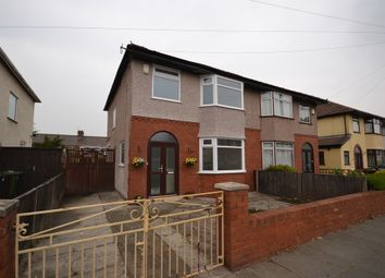 Thumbnail 3 bed semi-detached house for sale in Sonning Avenue, Litherland, Liverpool