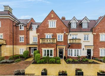 Thumbnail 4 bed town house for sale in Bonsor Drive, Kingswood, Tadworth
