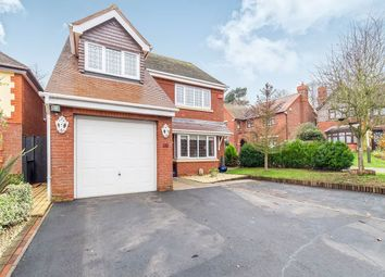 Thumbnail 4 bed detached house for sale in Tassell Close, East Malling, West Malling