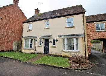 Thumbnail 4 bedroom link-detached house for sale in Barcote Close, Redhouse, Swindon