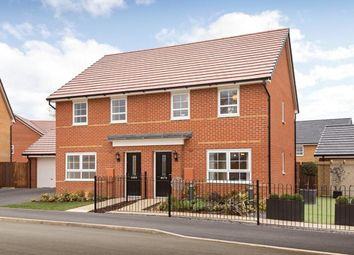 "Thumbnail 3 bedroom end terrace house for sale in ""Maidstone"" at Morgan Drive, Whitworth, Spennymoor"