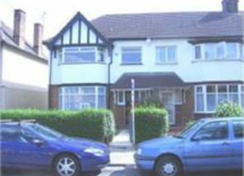 Thumbnail 4 bed semi-detached house to rent in Cloister Road, London