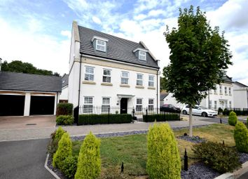 Thumbnail 5 bed town house for sale in Oak Leaze, Patchway, Bristol