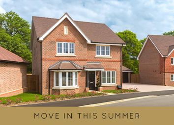 """Thumbnail 3 bed detached house for sale in """"The Hambledon"""" at Amlets Lane, Cranleigh"""