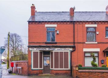 Thumbnail 3 bed end terrace house for sale in Corner Lane, Leigh, Lancashire