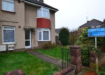 Thumbnail 2 bedroom link-detached house to rent in Centrecourt Road, Broadwater, Worthing