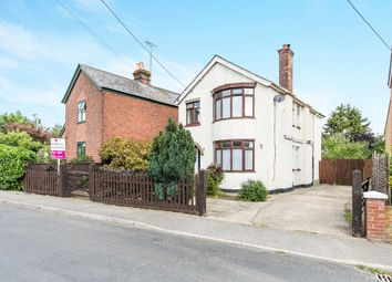 Thumbnail 3 bedroom detached house for sale in Woodrolfe Road, Tollesbury, Maldon