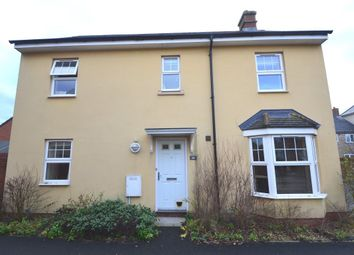 Thumbnail 4 bed property to rent in Phoenix Way, Portishead, Bristol